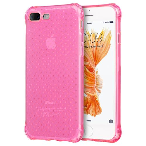 iphone 7 plus silicone case pink