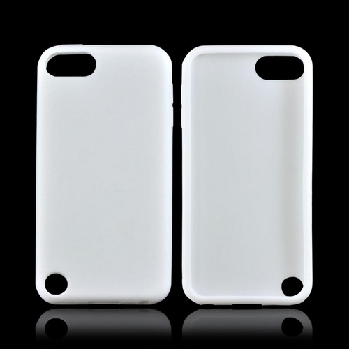 Made for Apple iPod Touch 5 Silicone Case - White by Redshield