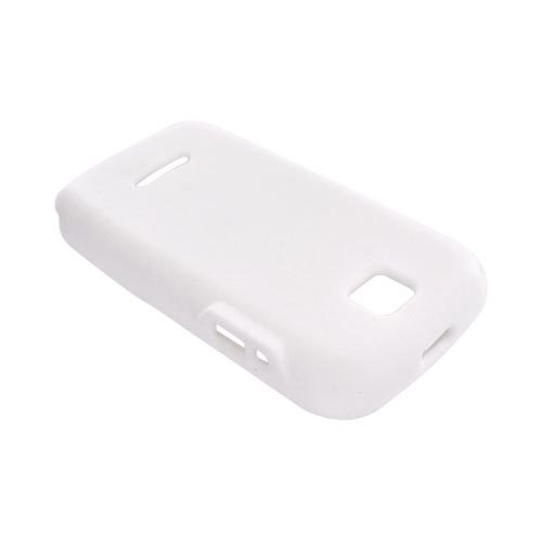 Motorola Theory Silicone Case - Solid White