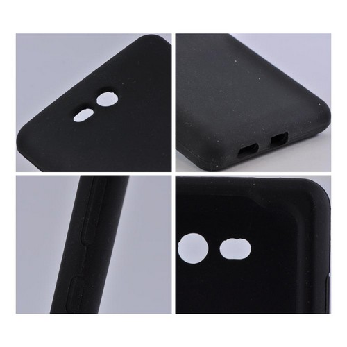 Nokia Lumia 820 Silicone Case - Black