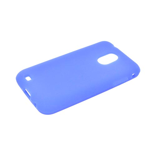 Samsung Epic 4G Touch Silicone Case - Blue