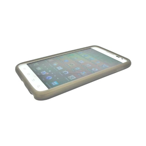 Samsung Galaxy Note Silicone Case - Smoke