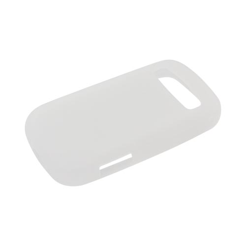 Samsung Rookie R720 Silicone Case - Frost White
