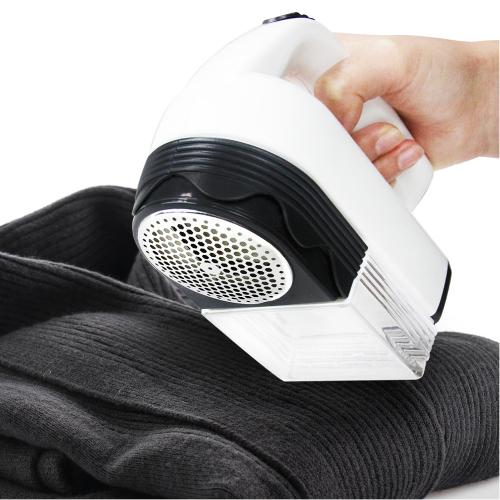 [REDshield] Lint Remover, Portable Battery Operated Fabric Shaver and Lint Remover - Quickly and Effectively Remove Fluff, Lint, and Bobbles!
