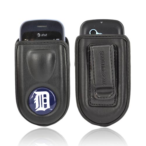 MLB Detroit Tigers Vertical Cell Phone Pouch
