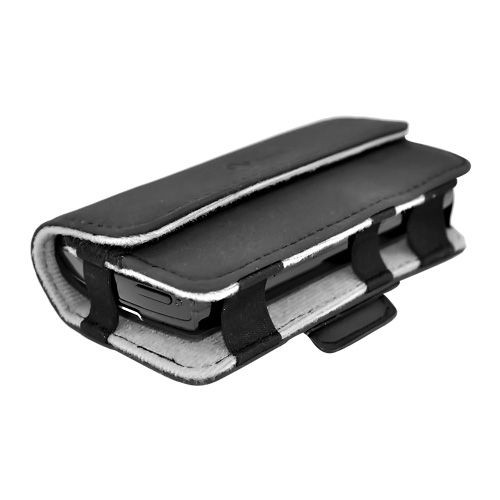 Original HTC NylonHorizontal Pouch - Black (PUTS)