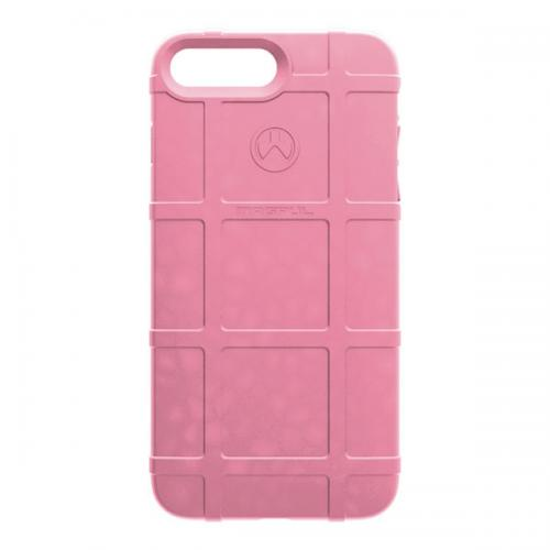 Made for Apple iPhone 8 Plus / 7 Plus / 6S Plus / 6 Plus Case, [Magpul] Field Series Premium Protective Rugged Strong TPU Case [Baby Pink] by Magpul