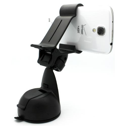 Car Accessories [Black] Car Holder - Max Width 4.33""