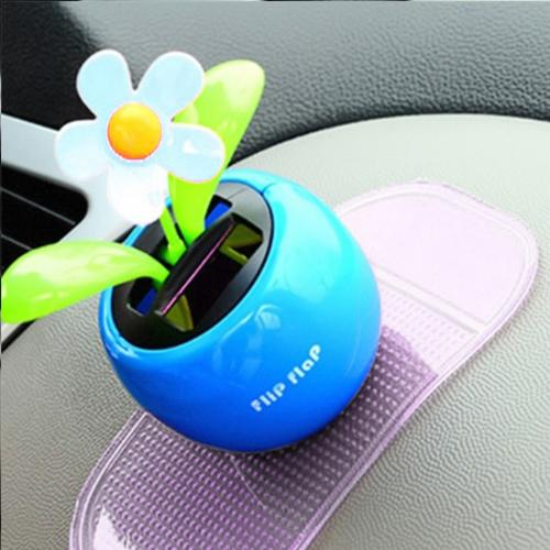 Car Accessory, [Purple] Super Adhesive Non Slip Mat - Perfect for the Dashboard!
