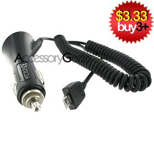 HTC Cingular 3125 Vehicle Charger