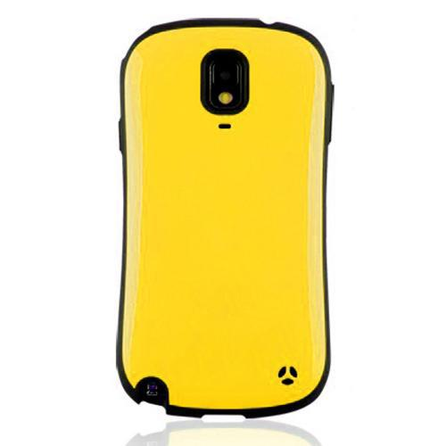 [REDShield] Yellow Samsung Galaxy Note 3 Hard Case Cover on Shockproof Silicone Fashion Hybrid Case; Perfect fit as Best Coolest Design cases