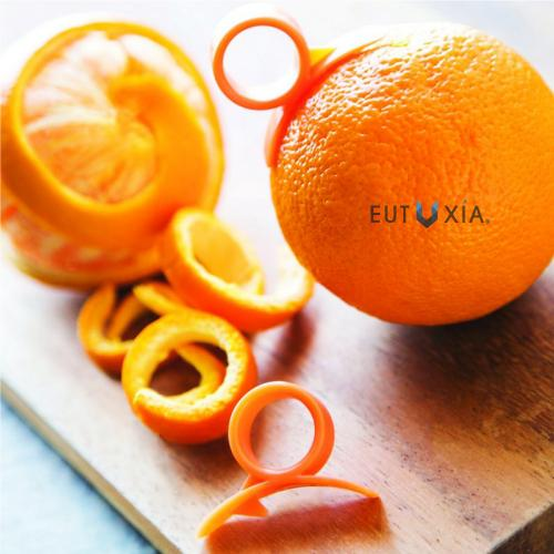 Orange Skin Peeler and Zester - Great for Removing the Skin!