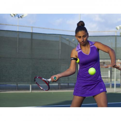 Tennis Swing Training System by Road To Pro - [3 Tennis Swing Trainer] + [Training Manual] + [Carrying Bag]