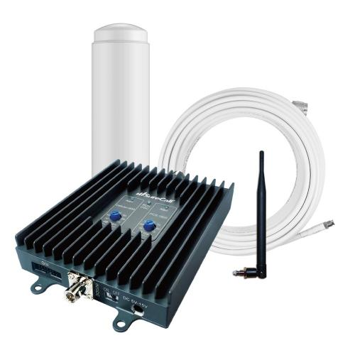 SureCall [Flex2Go RV Kit] Voice & Text Cell Phone Signal Booster Kit [Large Vehicles]