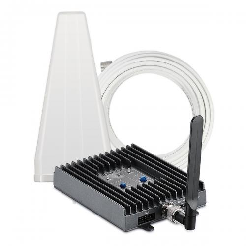 SureCall [FlexPro] Voice & Text Cell Phone Signal Booster Yagi/ Whip Kit [Homes up to 3,000 sq ft]