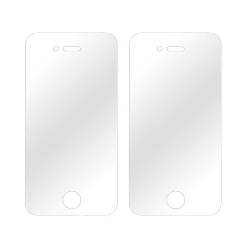 Original iLuv AT&T/ Verizon Apple iPhone 4, iPhone 4S 2 Pack Anti-Glare Screen Protector