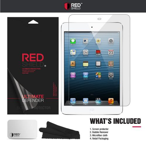 Made for Apple iPad Mini 4 Screen Protector, Premium [Anti-Glare] Matte HD Precision-Cut Screen Protector Film by Redshield