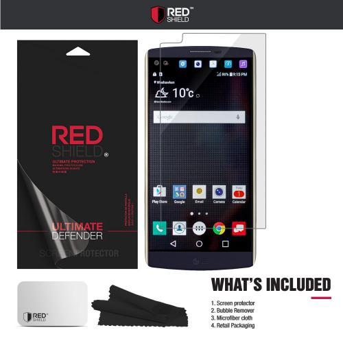 LG V10 Screen Protector, [Anti-Glare] HD Ultra Thin Matt Scratch Resistant, Bubble Free, Protective Screen Guard Film