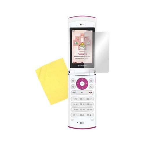 LG dLite GD570 Screen Protector w/ Mirror Effect
