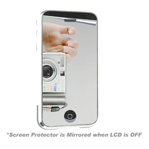 LG Rumor Touch High Quality Screen Protector w/ Mirror Effect