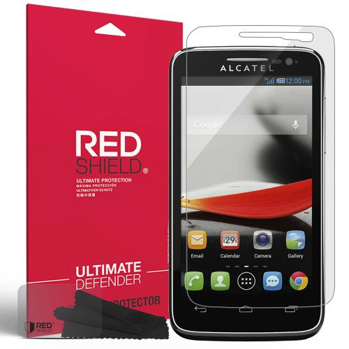 One Touch Evolve 2 Screen Protector, [Crystal Clear] High Definition Precision-Cut Screen Protector for Alcatel One Touch Evolve 2