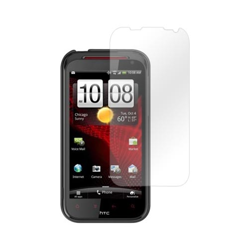 HTC Rezound Screen Protector - Clear