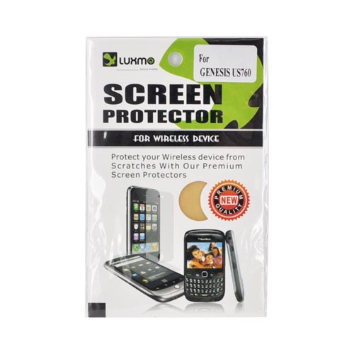 Premium LG Genesis VS760 Screen Protector - Clear