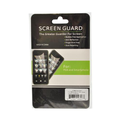 Motorola Droid RAZR M Screen Protector - Clear