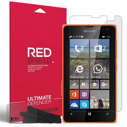 Nokia Lumia 435 Screen Protector,  [Crystal Clear] HD Ultra Thin Scratch Resistant, Bubble Free, Protective Screen Guard Film for Nokia Lumia 435