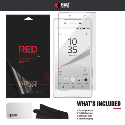 Sony Xperia Z5 Screen Protector, [Crystal Clear] Anti-Scratch HD Screen Protector Film Guard