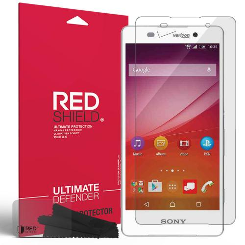 Sony Xperia Z4v Screen Protector, Crystal Clear Anti-Scratch HD Screen Protector Film Guard