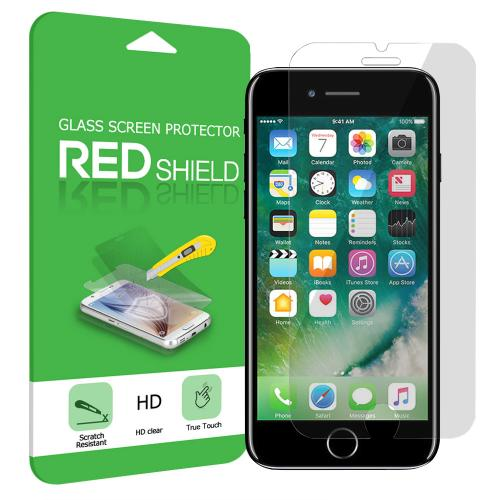 Made for Apple iPhone 7 (4.7 inch) Screen Protector, [Tempered Glass] Ultimate Tempered Glass Impact-Resistant Protective Screen Protector by Redshield