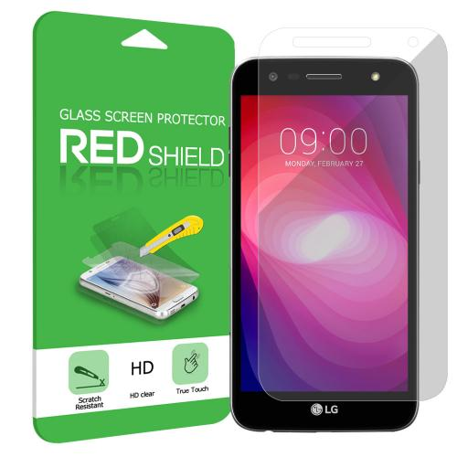 REDShield [Tempered Glass] Ultimate Impact-Resistant Screen Protector for X-POWER-2