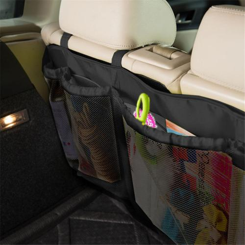 Large Capacity Trunk Storage Pouch [Black] Bag Organizer