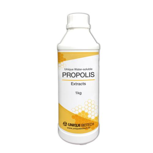 Unique Water-Soluble Honey Propolis Extract