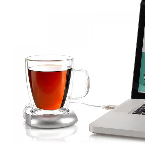 USB Cup Warmer w/ 4 Port, Power 2.5W 5V DC