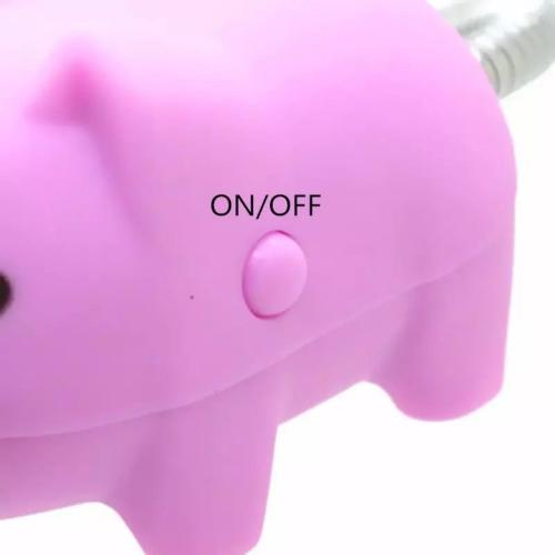 Cute LED USB Light, Adorable Pig USB Mini LED Light - Perfect for Laptops & Computers!
