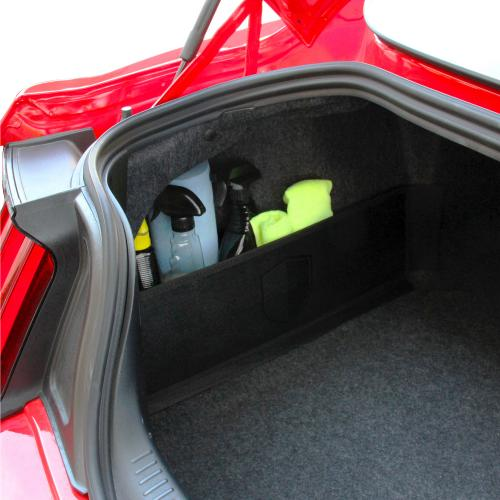[REDshield] Multipurpose Auto Trunk Organizer for Car, SUV, or Minivan - [Black]  22.4 inches X 7.08 inches