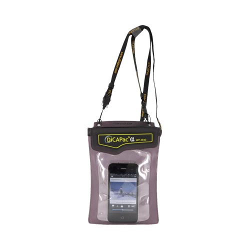 Original DICAPac WP-M40 Waterproof Phone/ Camera Case w/ Neck Strap - X-Large