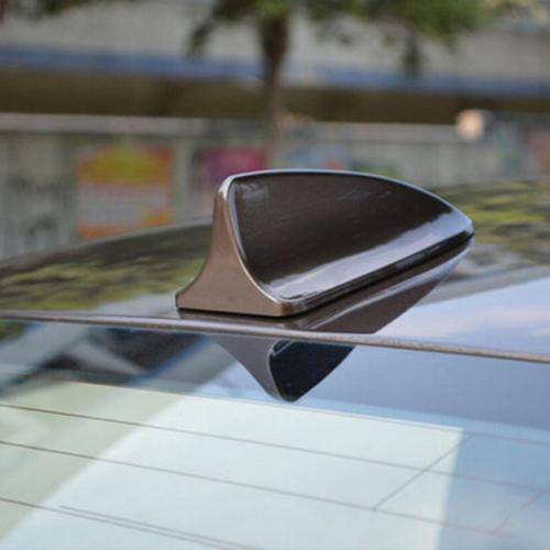 Car Accessories [Silver] Gally Antenna