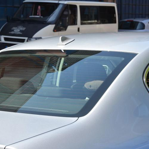 Car Accessories [White] Gally Antenna